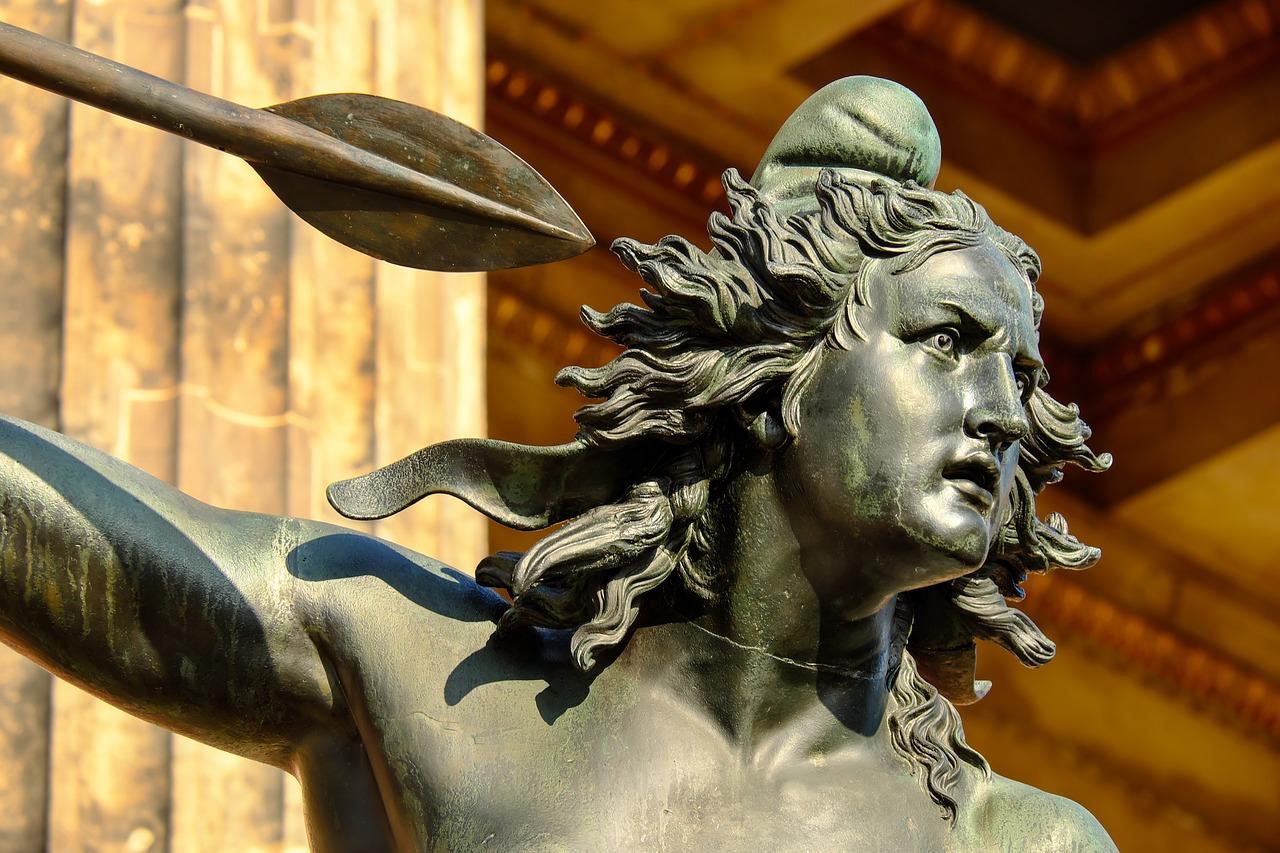 Auch Skulpturen können versichert werden